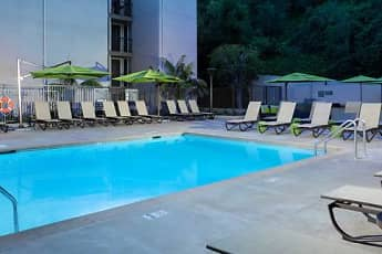Pool, eaves Los Feliz, 0