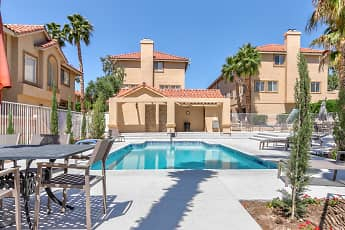 Pool, The Villas In Laughlin, 0