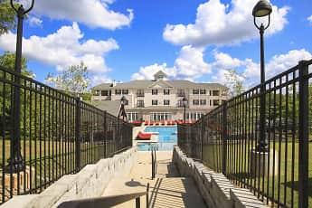 Building, Varsity House Fayetteville, 0