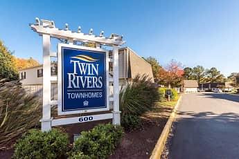 Community Signage, Twin Rivers, 0