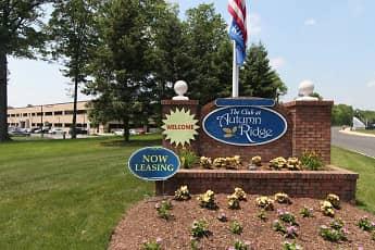 Community Signage, The Club At Autumn Ridge, 1