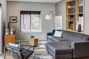 Living Room, ZAG Apartments, 0