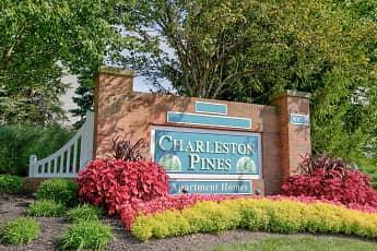 Community Signage, Charleston Pines, 2