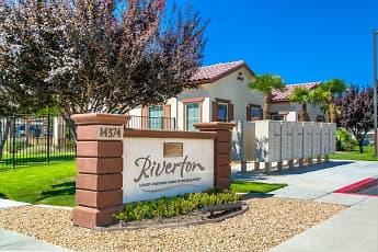 Community Signage, Riverton of the High Desert, 0