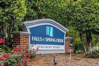 Community Signage, Falls At Spring Creek Apartment Homes, 0