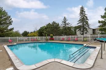 Pool, Sterling Lake, 0