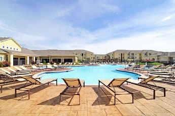 Pool, The Domain At Waco Student Apartments, 0