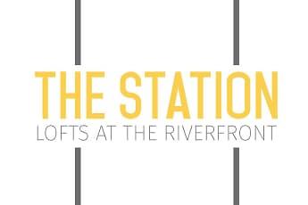 Community Signage, The Station Lofts, 2