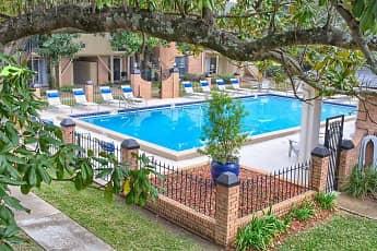 Pool, Cordova Regency, 2