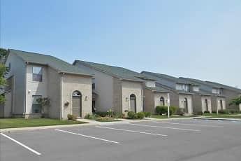 Building, Woodland Meadows, 1