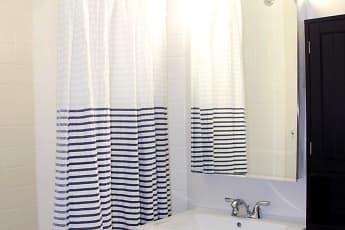 Bathroom, City View, 2