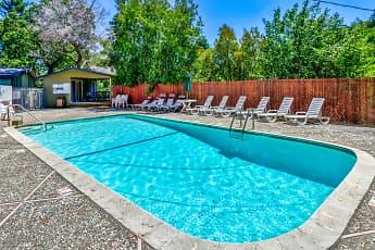 Pool, Sherwood Oaks, 0
