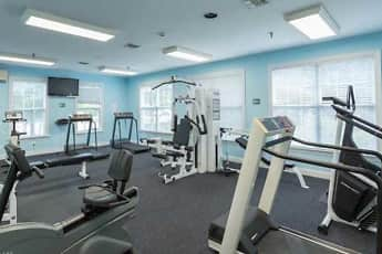 Fitness Weight Room, Fair Lawn Commons, 2
