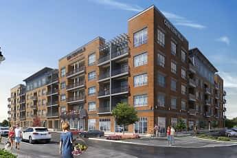 Building, Centerfield Flats, 2