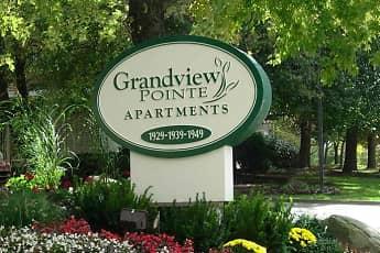 Community Signage, Grandview Pointe Apartments, 0