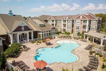 Pool, Pavilion Village Apartments, 0