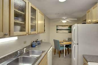 Kitchen, Park Towers, 0