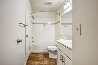 Bathroom, Town Place, 2