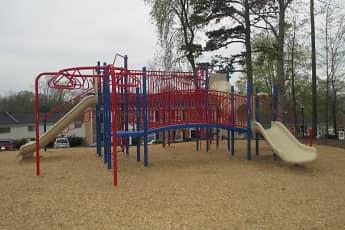 Playground, Barracks West Apartments, 0