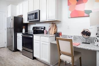 Kitchen, Mystic Bluff, 1