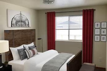Bedroom, Shiloh Glen Apartments, 1