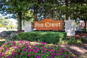 Community Signage, Fox Crest, 0