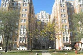 Building, Country Club Apartments 1, 0