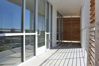 Patio / Deck, Chisca Apartments, 2
