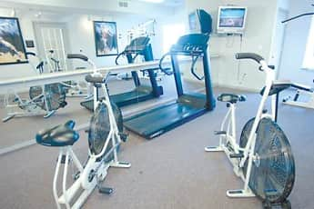 Fitness Weight Room, Crystal Lake, 1