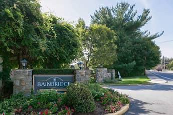 Community Signage, Bainbridge Apartment Homes, 0