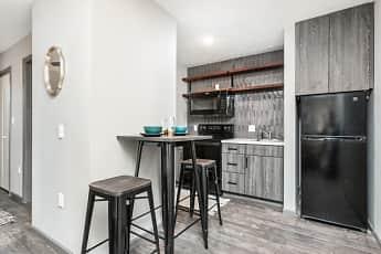Kitchen, Northgate Apartments, 1
