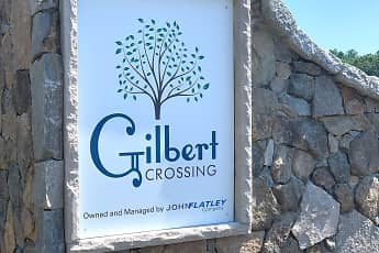 Community Signage, Gilbert Crossing Apartments, 2