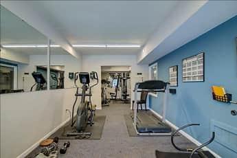 Fitness Weight Room, Bent Tree, 2