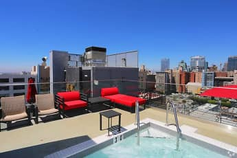 Patio / Deck, Maxfield Lofts, 2