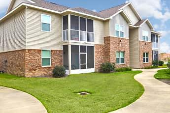 Building, Crosswinds Apartments, 1
