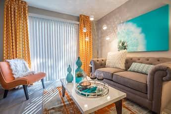 Living Room, Inhabit on 7th, 0