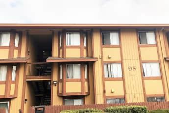 Building, 93 North Apartments, 0