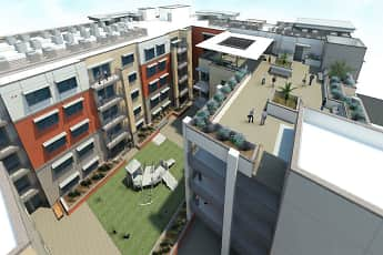 Rendering, The Terraces at Nevin, 2