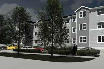Building, Avenue M, 1