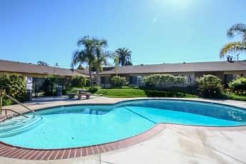 Pool, Huntington Gardens, 0