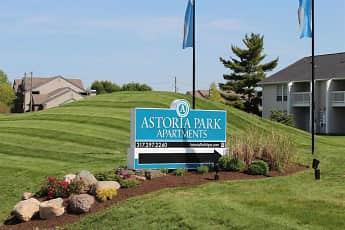 Community Signage, Astoria Park, 1