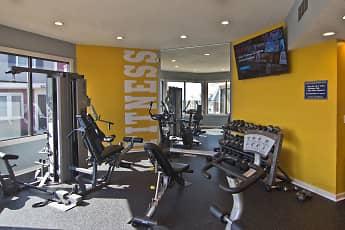 Fitness Weight Room, Dublin Park, 2