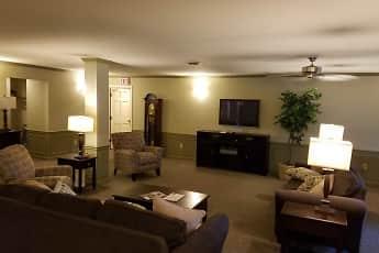 Living Room, Williamstown Bay East Senior Apartments, 0