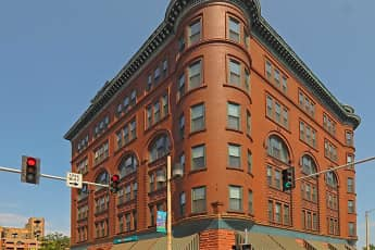 Building, The William Brown Lofts, 0