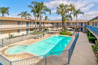 Pool, Covina Palms, 1