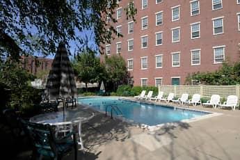 Pool, Massachusetts Mills, 0
