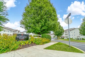 Community Signage, The Apartments At Wellington Trace, 2