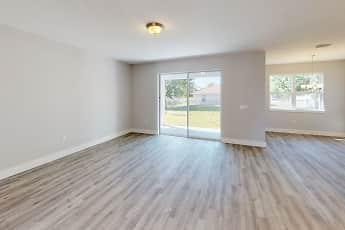 Living Room, DREAM Gainesville, 1