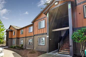 Building, Evergreen Village, 0