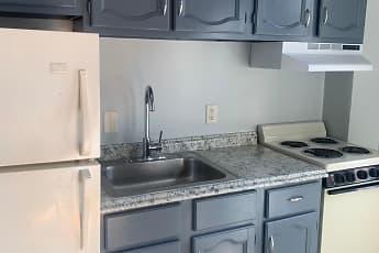 Kitchen, Crocker House, 0
